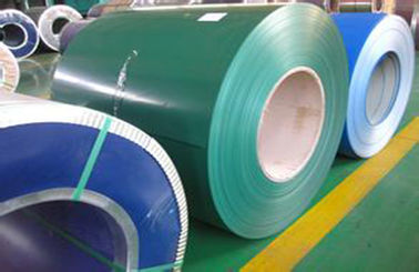 चीन Hot Dipped Prepainted Galvalume Steel Coil for Steel With Good Mechanical Property वितरक