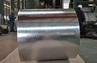 चीन Zinc Coated Strips Hot Dipped Galvanized Steel Coils Corrosion Resistant वितरक